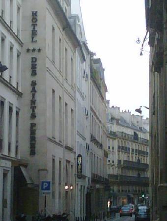 Hotel des Saints Pères - Esprit de France : Hotel des Saints-Peres