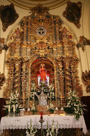 Totana, Spania: Santa Eulalia