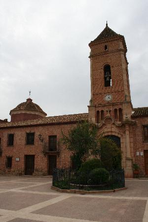 Totana, Spain: La Santa