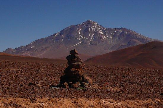 Province of Salta, Argentyna: APACHETA DE SOCOMPA