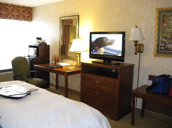 Hampton Inn Wytheville: King Room