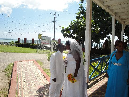 Waterloo Guest House : Wedding Day at Waterloo!!!