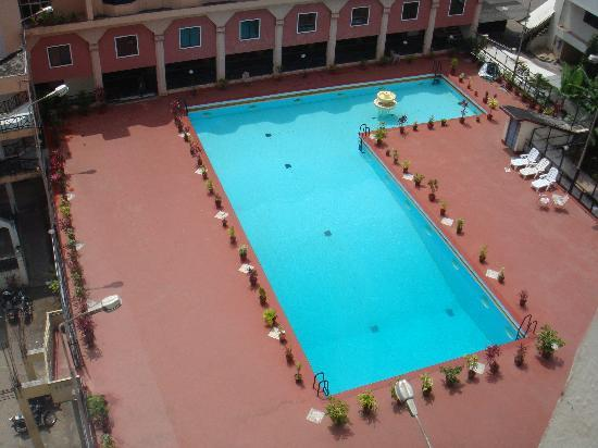 Swimming Pool Picture Of Hotel Moti Mahal Mangalore
