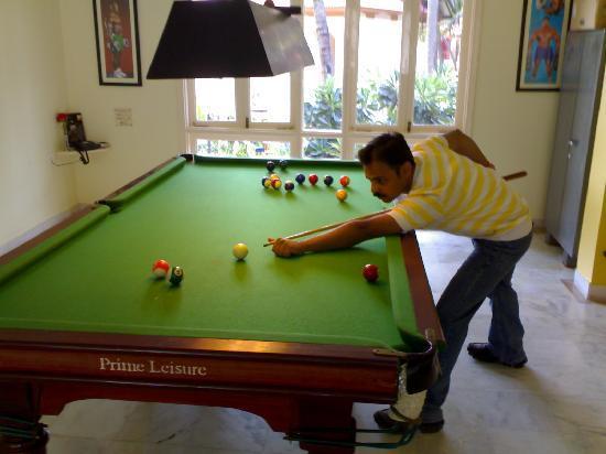 Radhika Beach Resort: Pool