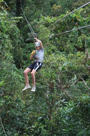 Zip Fiji: Zipping along!!