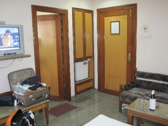 Hotel Rosewood: Bedroom 2