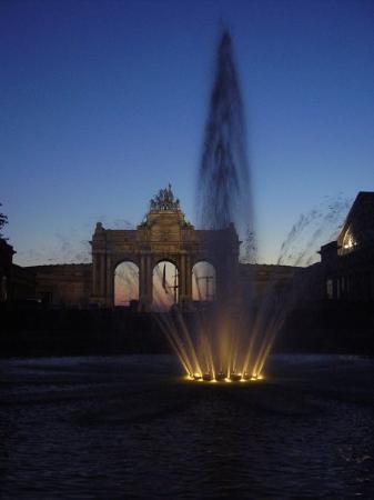 Parc du Cinquantenaire: Brussels