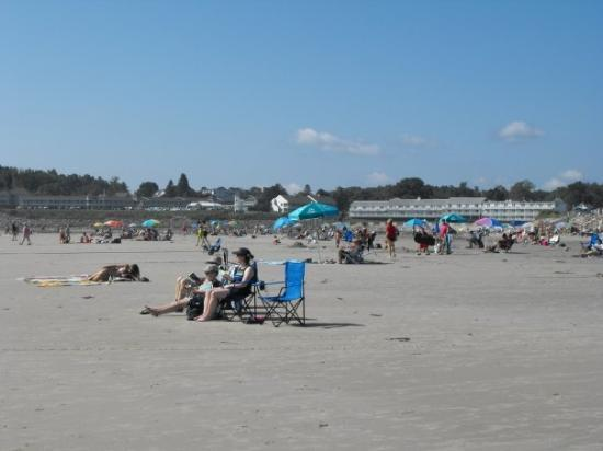 La plage de Ogunquit