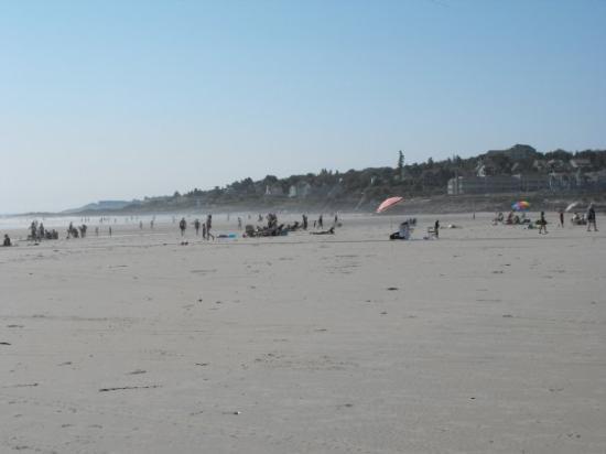 اوجون كيوت, Maine: La plage de Ogunquit