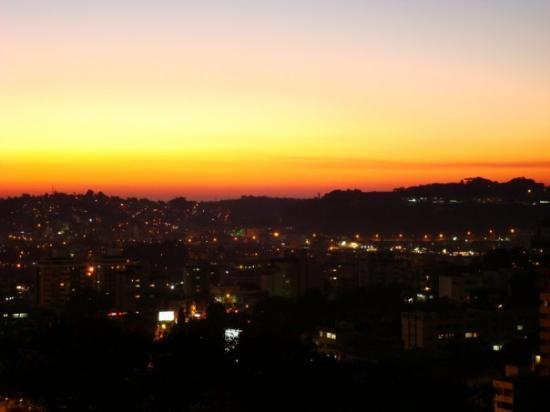 Caxias Do Sul, RS: Questo è uno dei motivi perchè piango quando prendo l'aereo per l'Italia. Dalla finestra della m
