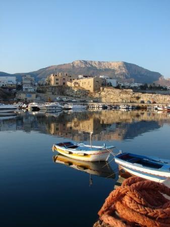 More boats in Terrasini, Sicily.
