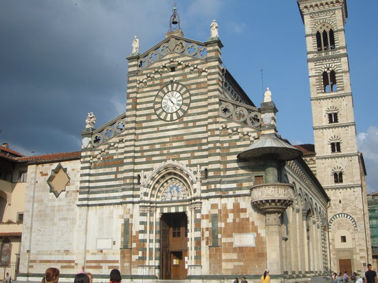 Tuscanywhere: Prato - the Cathedral