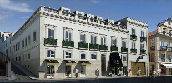 Inspira Santa Marta Hotel : Inspira Santa Marta Outside View