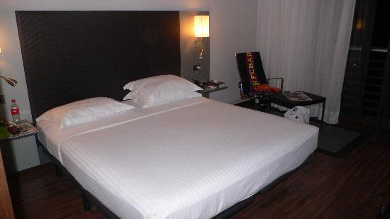 AC Hotel Gava Mar: The room