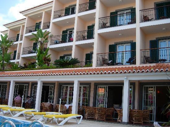 Hotel Albergaria Dias: breakfast airia