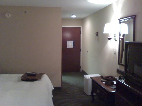 Hampton Inn Madison: Room