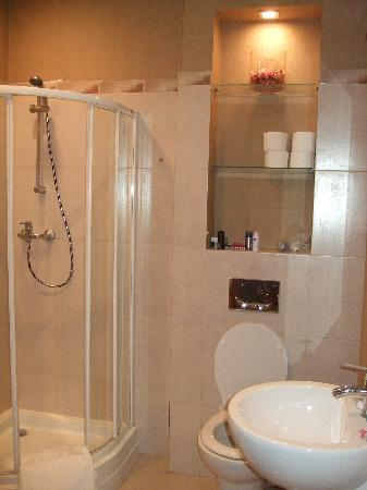 Sodispar Serviced Apartments: Geneva bathroom
