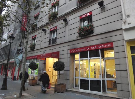 Hotel De Suede Paris Tripadvisor