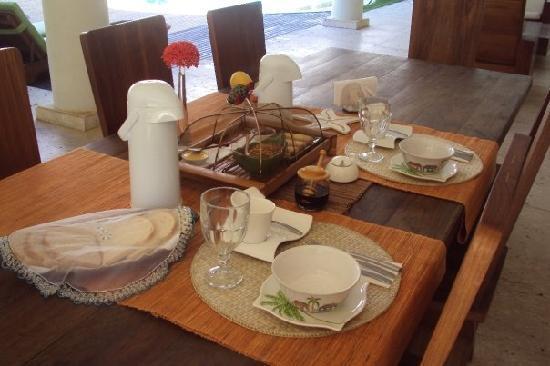 Aguas Brasil Villa Retreat Hotel: Breakfast