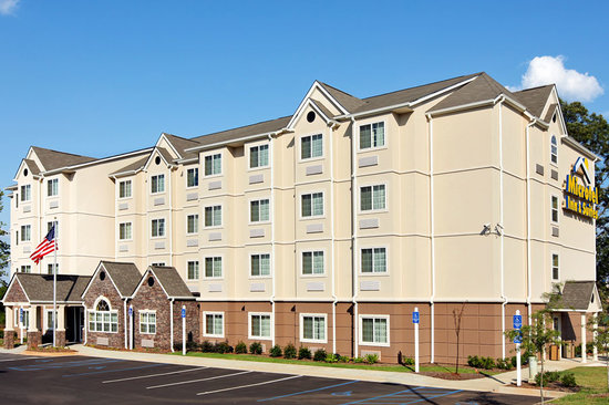 Microtel Inn & Suites by Wyndham Anderson/Clemson: Brand New Hotel
