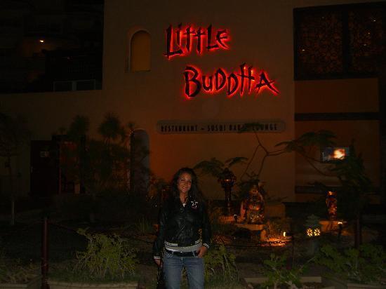 l'esterno del little buddha.. unico!