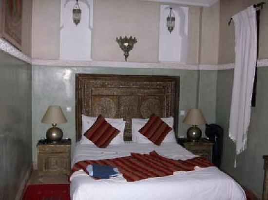 Riad Al Rimal: Suite JADE