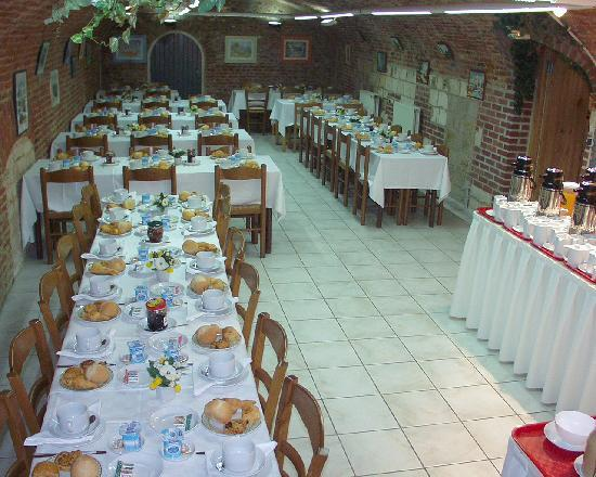 Hotel Les Trois Luppars : mariage reception