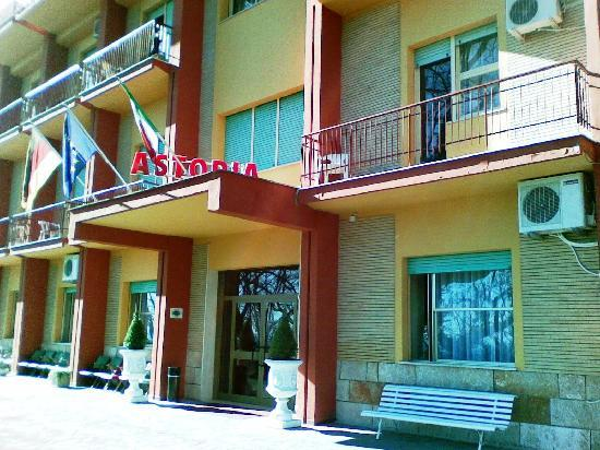 Albergo Astoria : hotel ASTORIA