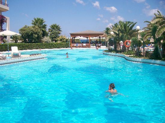 Rethymno Palace: La piscine
