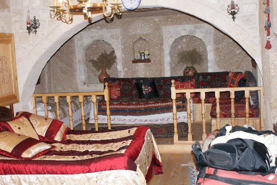 Dedeli Konak Cave Hotel: Room 101