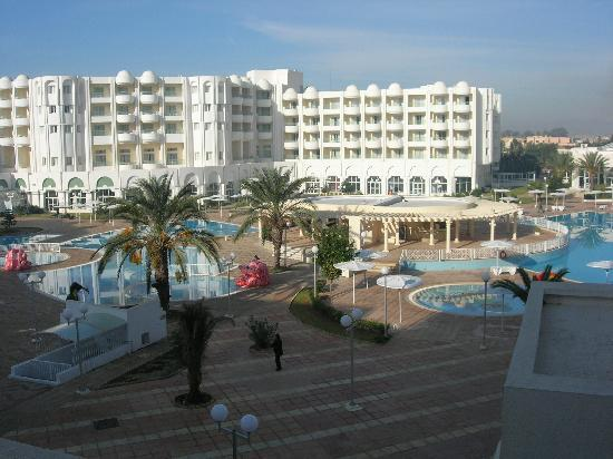 El Mouradi Hammamet: interior