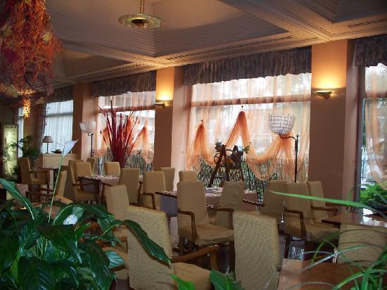 Atahotels Fiera: Dining room