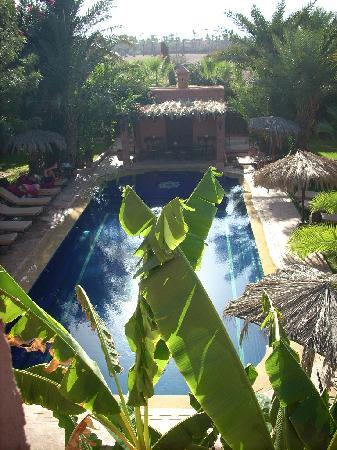 Ksar Catalina: piscine
