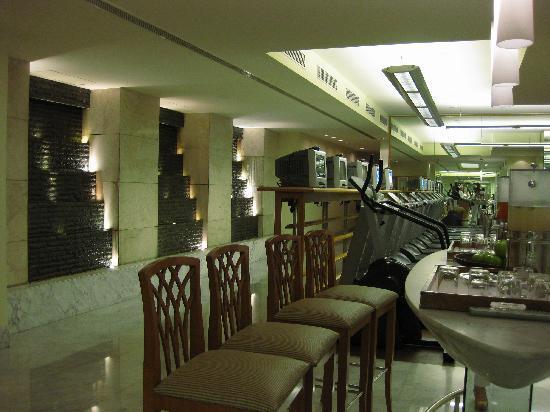 The Leela Palace Bengaluru: Gimnasio