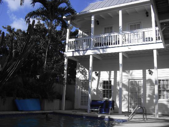 Azul Key West: habitaciones de piscina