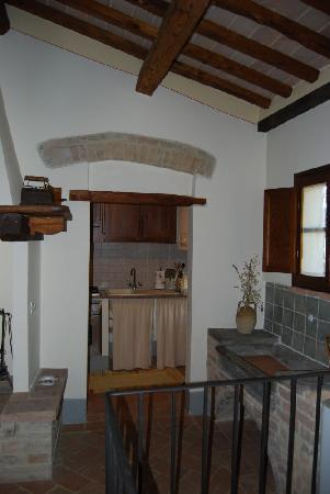 Agriturismo San Michele Arcangelo: Cucina