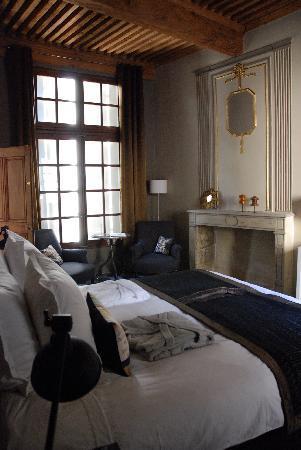 L'Albiousse : Our suite 201
