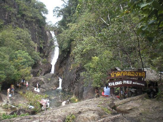 Noren Resort: Klong Phlu waterfall