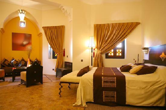 Rose Garden Resort & Spa: Terre Junior Suite