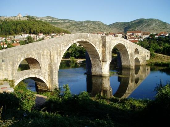 Trebinje, Arslanagića most