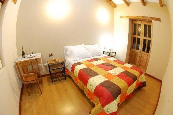 Hotel Samanapaq: Simple room