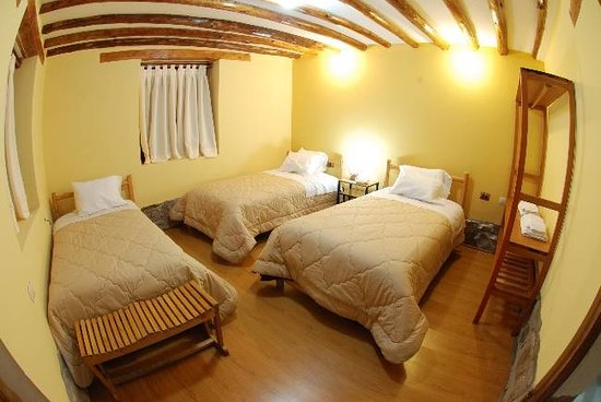Hotel Samanapaq: Triple Room