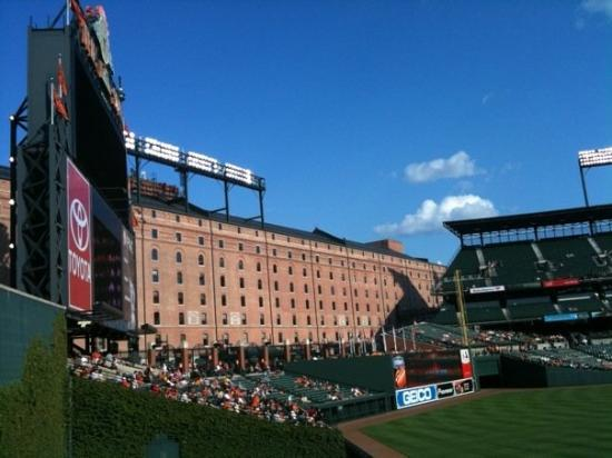 Camden Yards In Baltimore Picture Of Baltimore Maryland
