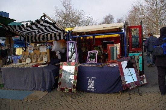 Arts Centre Weekend Market