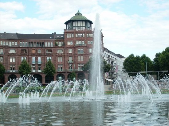 Last Minute Hotels in Mannheim