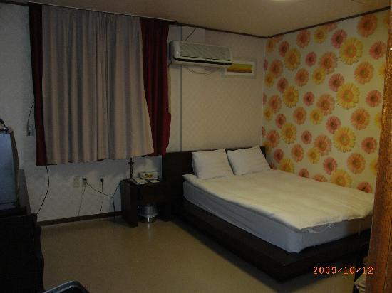 โรงแรม ยองบิน: スタンダードダブル