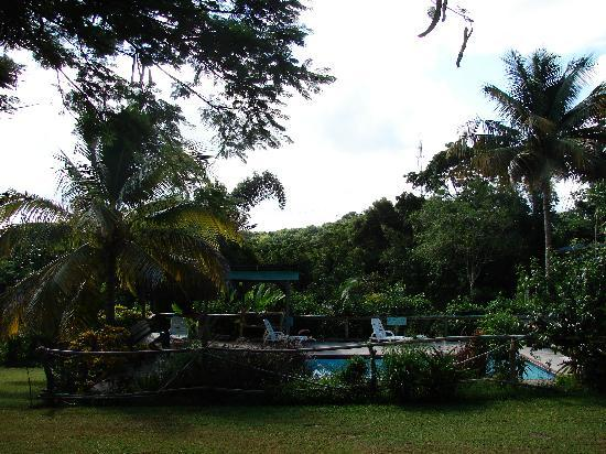 La Finca Vieques: The pool.....ahh....the beautiful pool!