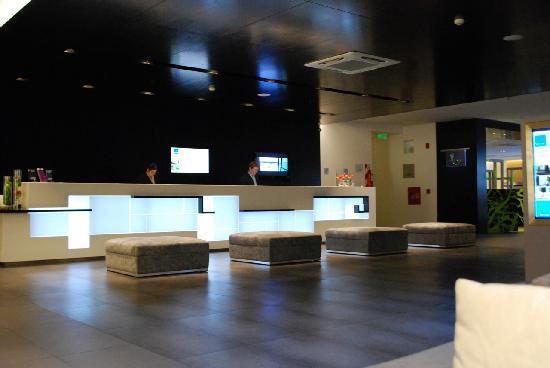 Novotel Buenos Aires: Reception