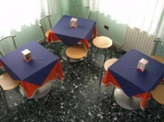 Hotel Birilli: hall