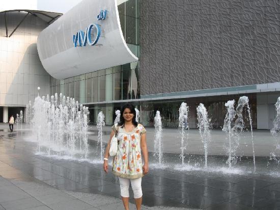 Singapur, Singapur: At Vivo City